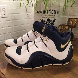 db782382819 Nike Shoes - 2006 Nike Zoom Lebron 4 IV West Coast Mens Size 10